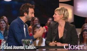 Le Grand Journal : Mathieu Madénian se moque des audiences.