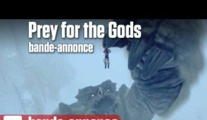 Prey for the Gods - Bande-annonce