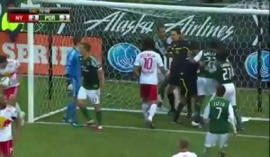 But de Thierry Henry : Portland Timbers 3-2 New York Red Bul