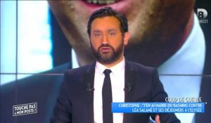 TPMP : Cyril Hanouna appelle en direct le premier ministre Manuel Valls