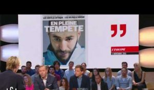 Le Grand Journal : l'avocat de Benzema raconte la garde à vue de son client