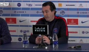 PSG - Unai Emery reste optimiste