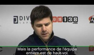 "19e j. - Pochettino : ""Une performance de haut vol"""