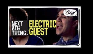 Electric Guest - Back On Me live acoustique