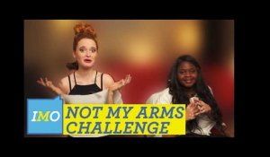 NOT MY ARMS CHALLENGE !