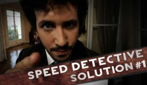 SPEED DETECTIVE - Qui est l'amant de Mme Barbiquet ? [SOLUTION]
