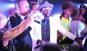 CANNES 2013 : will.i.am et LMFAO au VIP Room