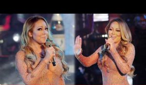 Mariah Carey adresse enfin sa performance désastreuse du nouvel an