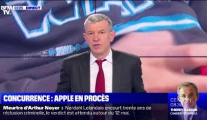 Concurrence : Apple en procès - 03/05