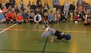 Battle Kids avec l'Association mouvement hip-hop