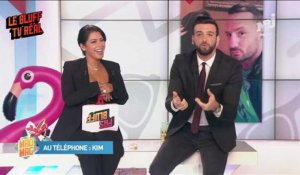 NRJ 12, Le Mad Mag : Kim Glow officialise sa relation avec Sylvain Potard