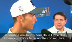 "Finale - Ronaldo : ""Le Ballon d'Or ? On verra"""