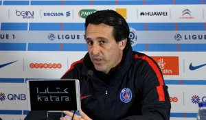 "35e j. - Emery : ""Un grand match contre Nice"""