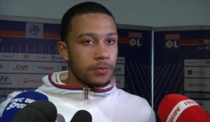 "Ligue 1 - Depay: ""Lacazette a un grand avenir"""