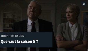 """House of Cards"" : la série peut-elle encore rivaliser face à Donald Trump ?"