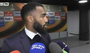 Ajax-Lyon (4-1) - Lacazette : ''On n'a pas respecté le football''