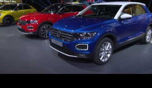 Volkswagen Press Conference IAA 2017 - Presentation of the T-Roc family