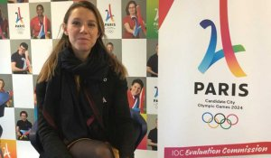 Attribution Paris 2024: MA le Fur et son lien aux JO
