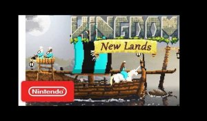 Kingdom: New Lands - Nintendo Switch Launch Trailer
