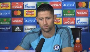 "Groupe C - Cahill: ""Aller le plus loin possible"""