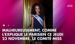 Miss Univers 2017 - Alicia Aylies : Sa robe aux couleurs olympiques interdite