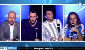 Talk Show : Clinton Njie mérite-t-il plus ?