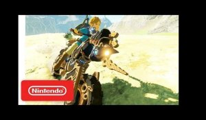 The Legend of Zelda: Breath of the Wild Expansion Pass - The Champions' Ballad Trailer