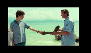 Call Me By Your Name - Bande-annonce - VOST