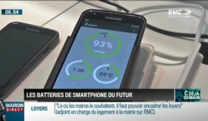 La chronique d'Anthony Morel : Les batteries de smartphone du futur - 29/11