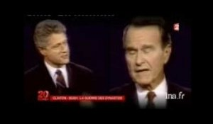 Clinton-Bush : la guerre des dynasties
