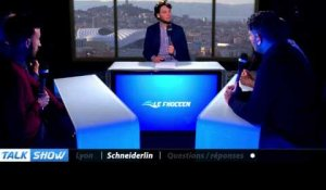 Talk Show du 16/04, partie 6 : Morgan Schneiderlin
