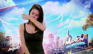 Manon Van s'effondre en larmes (Les Anges 10) - ZAPPING PEOPLE BEST OF DU 01/05/2018