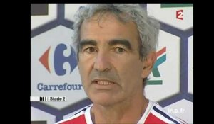 Football : interview Raymond Domenech
