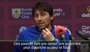 "31e j. - Conte : ""L'association Giroud-Morata, une bonne option"""