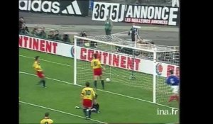 Eliminatoire du championnat d'Europe  UEFA 2000 : France - Andorre