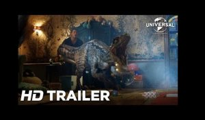 Jurassic World: Fallen Kingdom Final Trailer (Universal Pictures) HD