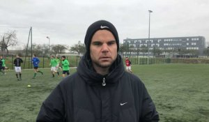 Yannick Blanchard, manager GSI Pontivy