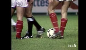 Qualification de la Coupe du Monde France - Pays Bas 18 novembre 1981
