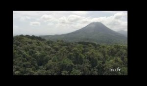 Costa Rica : forêt proche du volcan Arenal