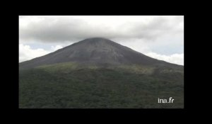 Costa Rica : pic du volcan Arenal