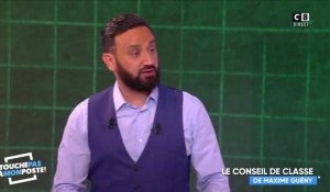 Cyril Hanouna tente de faire s'embrasser Kelly et Agathe