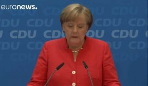 Migrants : l'ultimatum qui menace Merkel