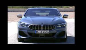 The all new BMW 8 Series Coupe Highlights