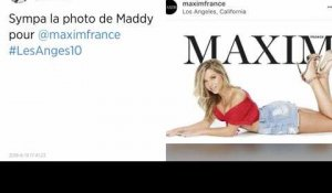 Les Anges 10 : Le shooting d'Astrid et Maddy !
