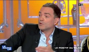 SLT :  Laurent Baffie tacle Christine Angot