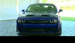 2019 Dodge Challenger Reveals, Chelsea, Michigan