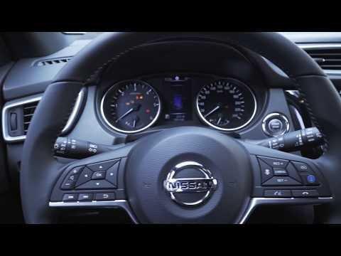 The new Nissan Qashqai Interior Design sur Orange Vidéos