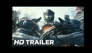 Pacific Rim Uprising Trailer 2 (Universal Pictures) HD