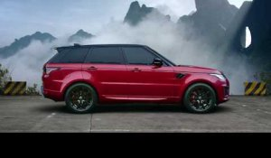 World First as a Range Rover Sport PHEV Climbs to China's Heaven's Gate - Documentary Film