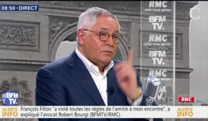 L'interview surréaliste de Robert Bourgi en cinq points